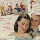 1946 Palmolive    ad ( # 727)