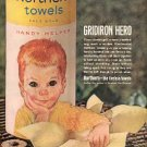 1962 Northern Towels ad (#  2117)