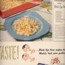 April 7, 1947    Birds Eye Brand foods      ad  (#6399)