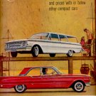 1960  Comet Lincoln- Mercury  Division of Ford Motor Company   ad (#5831)