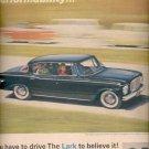 Dec. 1960   - The '61 Lark by Studebaker   ad (#5753)