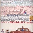 1960 Renault Dauphine   ad (# 5343)