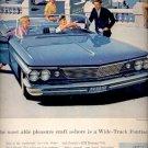 1960  Pontiac Bonneville Convertible  ad (# 5198)