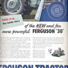 Nov. 1951 Ferguson Tractor ad (# 4339)