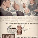 June 2, 1947   Nescafe coffee     ad  (#6605)