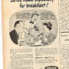 1946 Borden   Instant Coffee ad (# 1958)