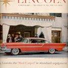 1957    Lincoln Premier Landan   ad (# 4699)