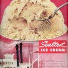 1957   Sealtest Ice Cream-      ad (# 4770)