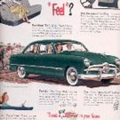 1949  Ford ad (# 1597)