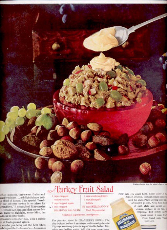 1963    Hellmann's real Mayonnaise  ad (#5542)