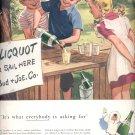 June 29, 1942   Clicquot Club Ginger Ale    ad  (#3620)