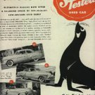 1953 magazine ad of 1950, 1951, 1952  Oldsmobile  (# 1338)