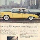 1956  Dodge    Coronet Lancer ad (# 2791)
