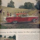 1959 Fords ad -red T-Bird (#24)