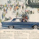 1961  Comet - Lincoln-Mercury Division of Ford ad (# 2605)