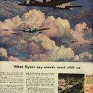 1945  Studebaker engines ad (# 812)