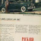 1945 ad of 1942 Packard   (#255)