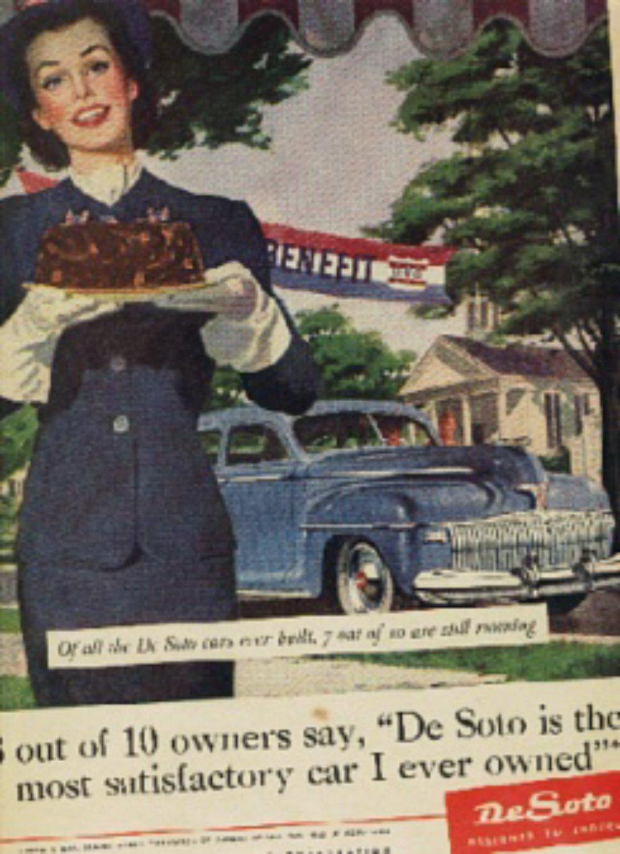 1945 Desoto ad (#237)