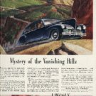 1941 Lincoln Zephyr V-12 ad (#218)