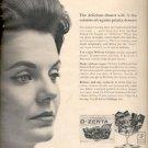 1964    D- Zerta gelatin dessert by General Foods  ad (# 4878)