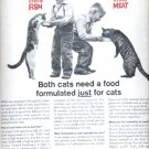 1961 Puss 'n Boots Cat Food  ad (# 5328)