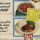 1949    Pard Dog Food   ad (#719)