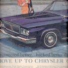 1964 Chrysler New Yorker ad (# 50)