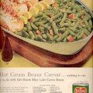 1958  Del Monte Green Beans  ad (#4088)