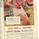 1948 Lipton Tea ad ( # 2005)