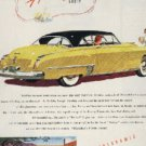 1949 Oldsmobile Holiday Coupe ad (#245)