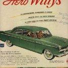 1952  Aero Willys ad (#1022)