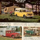 1962  Scout Travelette Travelall by International ad (# 3019)