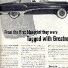 1953  Buick ad (# 1497)