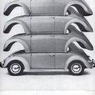 1961 Volkswagen ad ( # 2531)