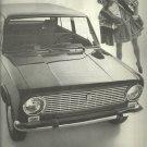 1966  Fiat 124- ad (#  3285)