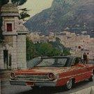 1963 Ford Super Torque Sports Hardtop ad (#  1322)