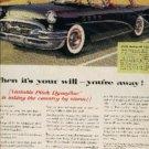 1955 Buick ad (# 353)