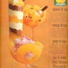 1965 Del Monte  pineapple  ad (#5894)
