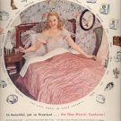 Dec. 8,1947   Westinghouse electric  comforter     ad  (#6375)