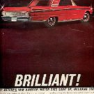 1962 ad of '63 Mercury Meteor (# 1674)