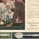 1948  International Sterling ad ( # 3130)