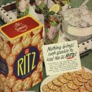 1947  Ritz by Nabisco ad (#  886)