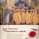 June 2, 1947    Lucky Strike Cigarette    ad  (#6603)