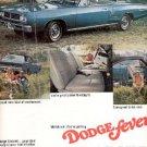"""1967  - ad  of """"68 Dodge    Coronet(  #  2647)"""