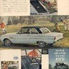 1962  Ford Sports Futura ad ( # 3021)