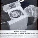 1963 Norge automatic washing machine    ad (# 5337)