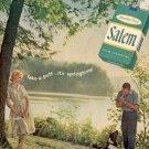 1962 Salem Cigarettes ad (# 2204)