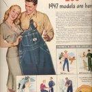 April 21, 1947   The H. D. Lee Company, Inc.  - Lee work clothes ad (#6193)
