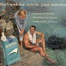 1962  Newport    Cigarettes ad (# 1420)