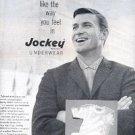 1959 Jockey Underwear ad (# 2185)